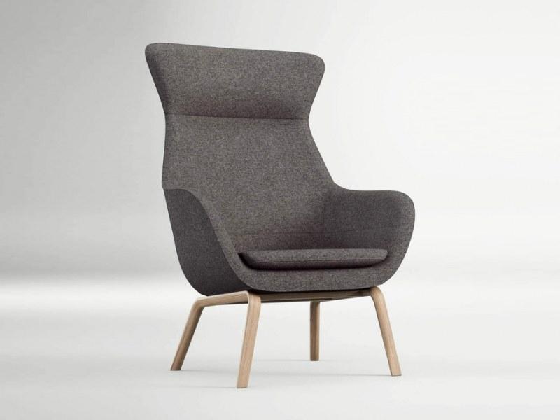 Brunner crona loungestoel