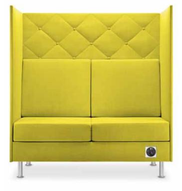 Dauphin Atelier loungebank 128 cm