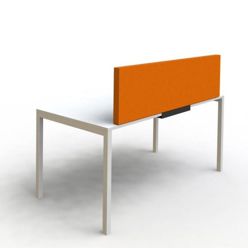 Dutchcreen MUTE SCREEN bureau opzetwand 40 x 120 x 5 cm