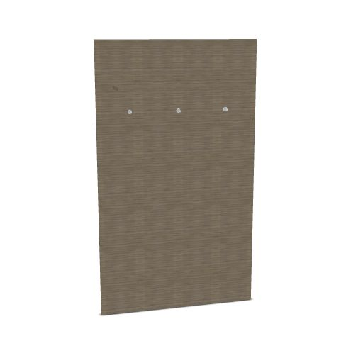 Febru Fashion Hang wall kapstok 100 cm