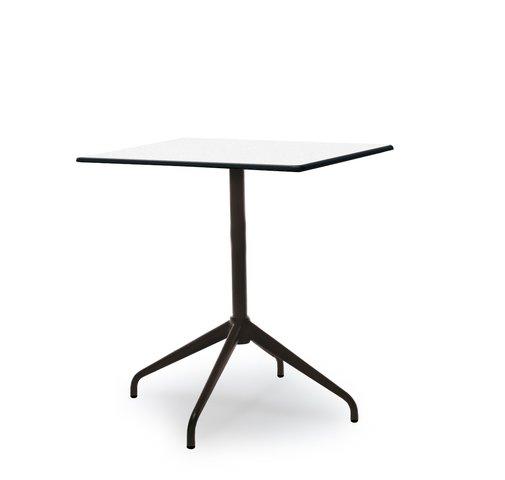 Flötotto Pro 4-poots vierkante vergadertafel