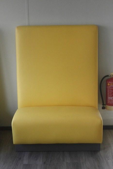 Trinite bank Trein bank geel