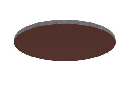 Götessons Sound Off plafondpaneel gestoffeerd 1400mm
