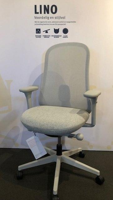 Herman Miller Lino bureaustoel