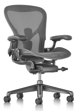 Herman Miller NEW AERON (REMASTERED)