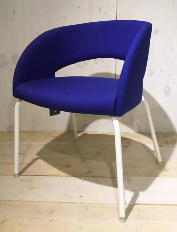 Sesta bezoekersstoel blauw [41]
