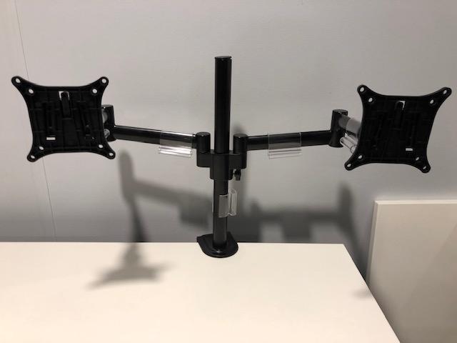 Monitorarm B-SKY ECO3 dubbel