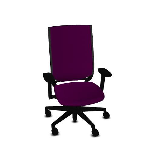 Klöber Cato Plus Netz bureaustoel