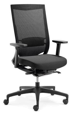 Klöber Cato Plus Netz CPN bureaustoel