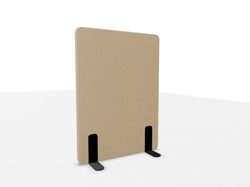 Mikomax Soniq akoestische scheidingswand 800 x 55 x 1100