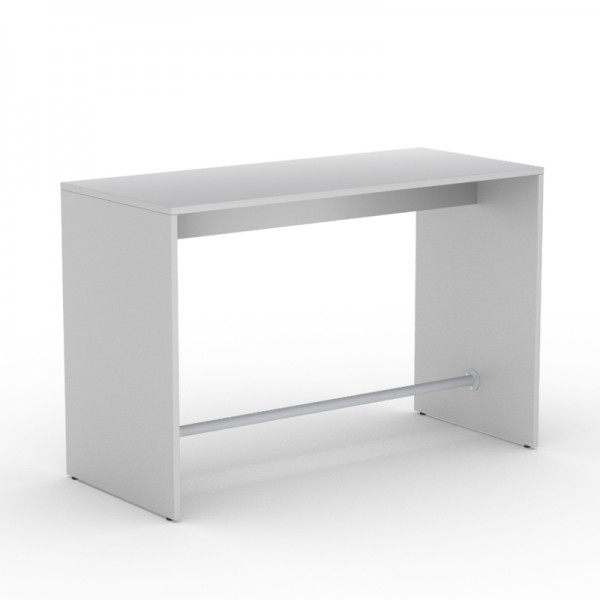 Narbutas Light hoge vergadertafel 1600 x 700 x 1050 mm