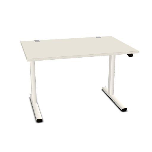 OKA Easy-up bureau elektrisch 120 x 80 cm