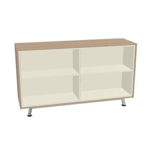 OKA HomeLine open kast 172 x 50 x 84 cm