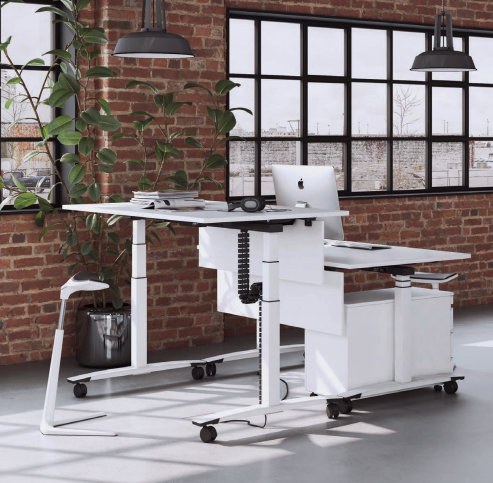 Oka JumpFlex bureau elektrisch 160 x 80 cm
