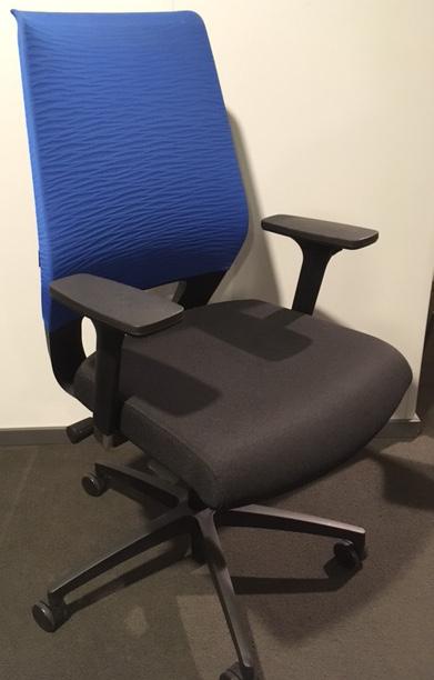 Dauphin X-code ergonomische bureaustoel
