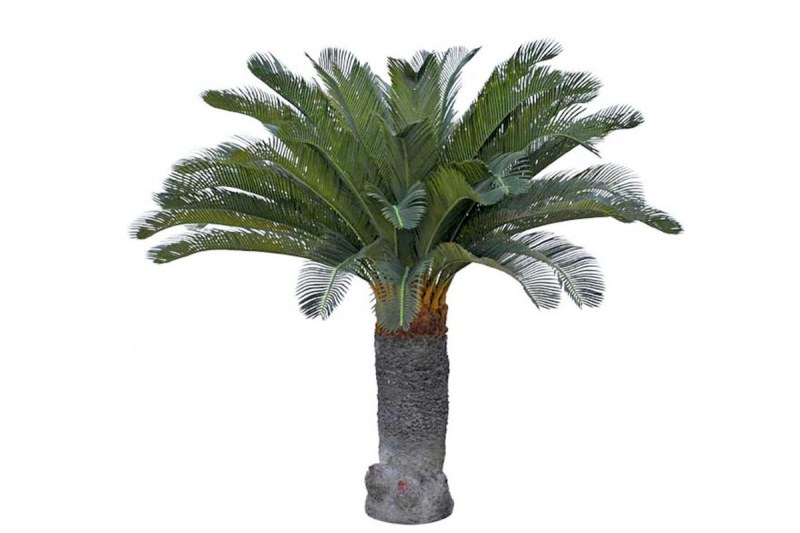 Götessons Cycas Palm H1300mm kunstplant