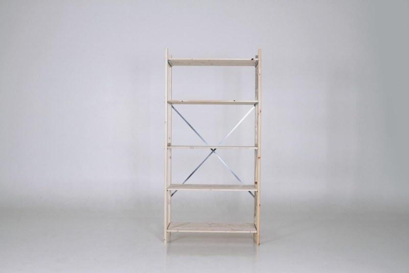 QuickRack Eurorek houten stelling aanbouw 210 cm hoogte