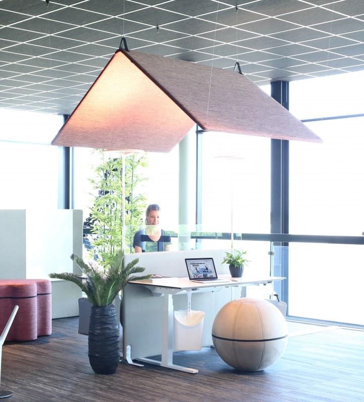 Götessons ScreenIT A30 1200 x 1200 incl plexiglas bovenkant