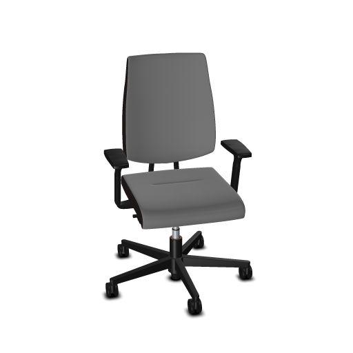 Sedus black dot BD-102 bureaustoel