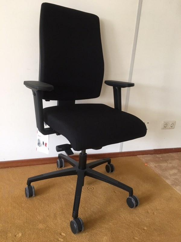 Sesta SAX bureaustoel zwart