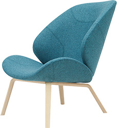 Softline Eden loungestoel