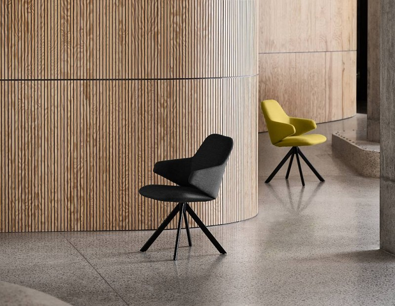 Softline Nuuk loungestoel
