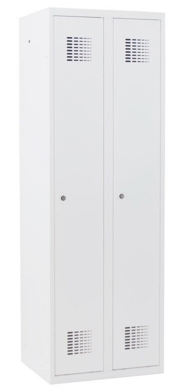 Stokq garderobekast 2 deurs