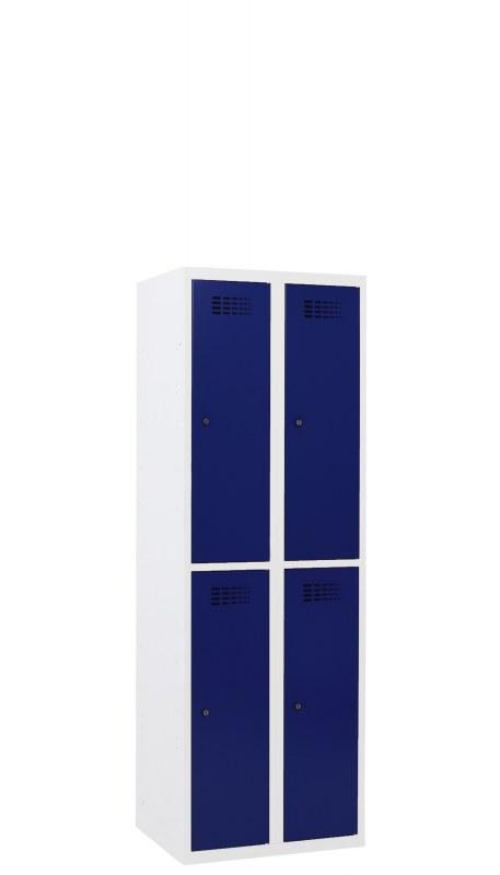 Stokq garderobekast 4 deurs
