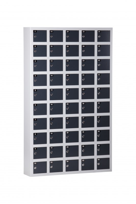 Stokq GSM lockerkast 50 deurs