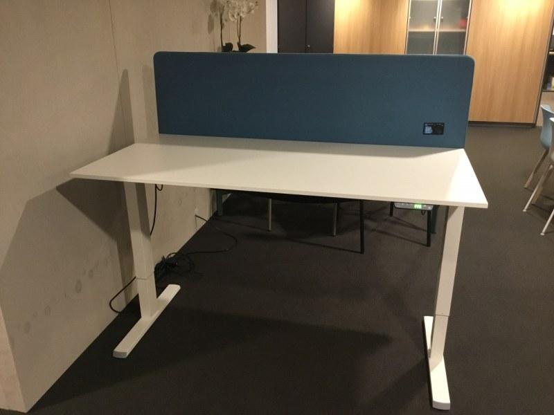 Elektrisch verstelbaar bureau 160 x 80 cm