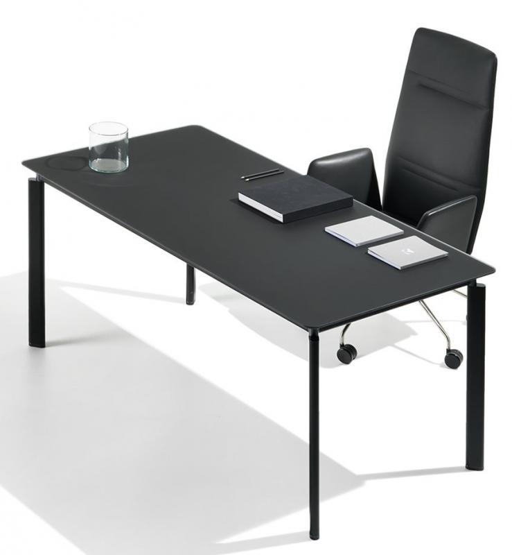 Tecno Clavis bureautafel 140 x 80 cm