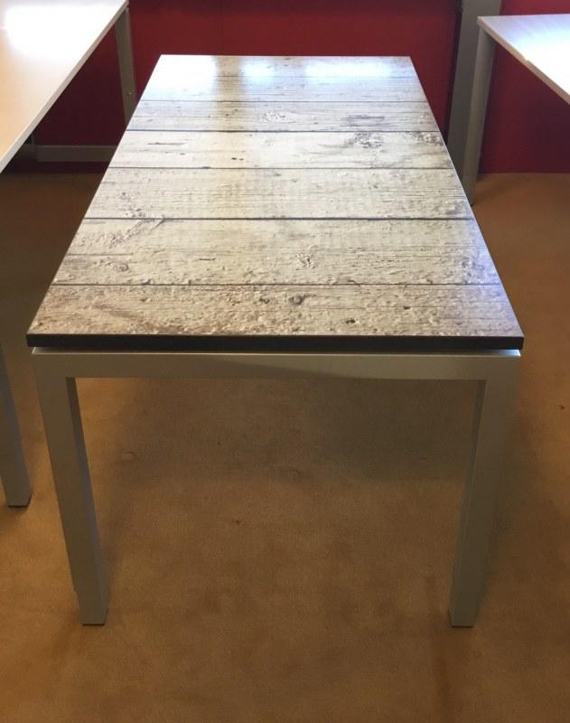 U4 bureautafel 160 x 80 cm