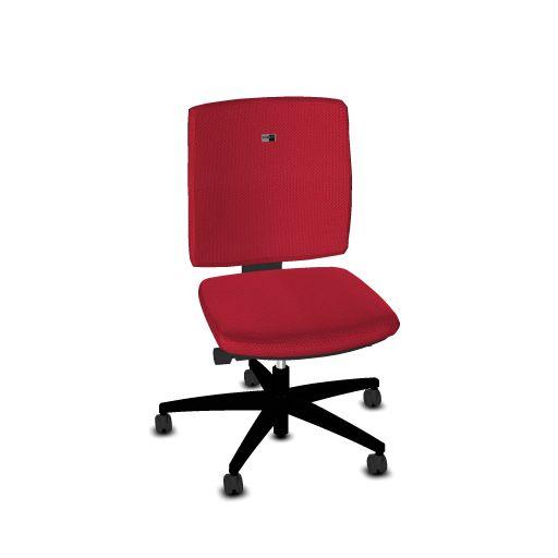 Viasit Linea Bureaustoel 46 cm rughoogte