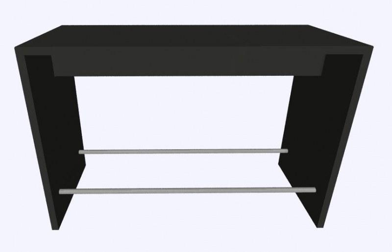 Werner Works K-Modul Stand voetensteun 160 x 60 cm
