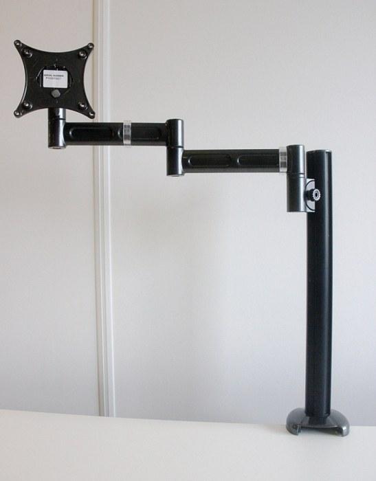Monitorarm zwart [77]