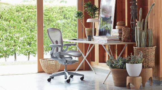 Een ergonomische bureaustoel en de juiste zithouding