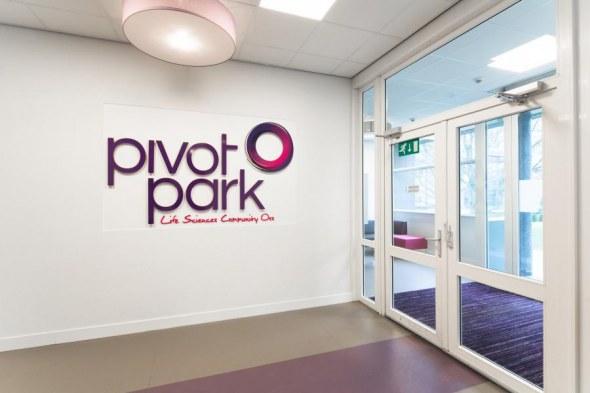 De flexibele kantoorruimte voor Pivot Park