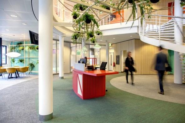 Open kantoor voor Rabobank Oss