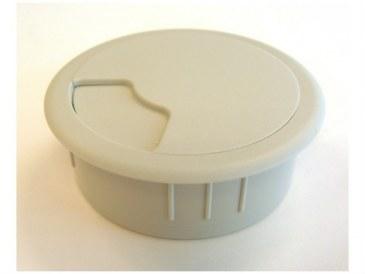 Kabeldoorvoer 3 delig Ø 60 mm lichtgrijs  423001.067600022.735 0