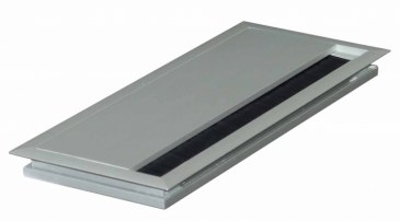 Kabeldoorvoer 100x300x13 mm met softclose sluiting  423011.100300014.000 0