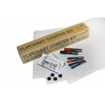 Starter kit Flipchart accessoires  7-124900 0