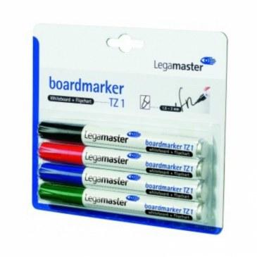 Set van 4 Boardmarkers  7-110094 0