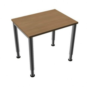 OKA simply bureautafel 80x60 cm  DL8 TV0001 1