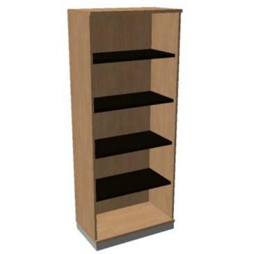 OKA houten open kast 197,1x80x45 cm  SBAAI22 0