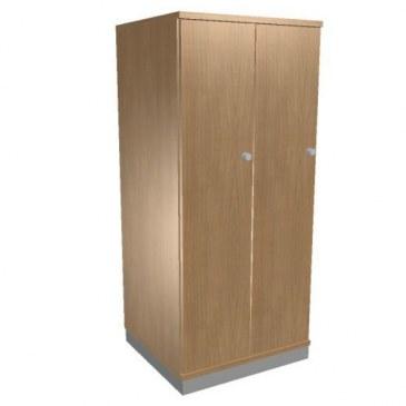 Oka houten garderobekast 2 deurs  SBIAG68 0