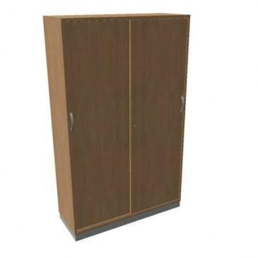 OKA houten schuifdeurkast 197,1x120x45 cm  SBCCI26 0