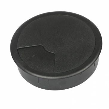 Kabeldoorvoer 3 delig Ø 80 mm zwart  423001.087800022.000 0