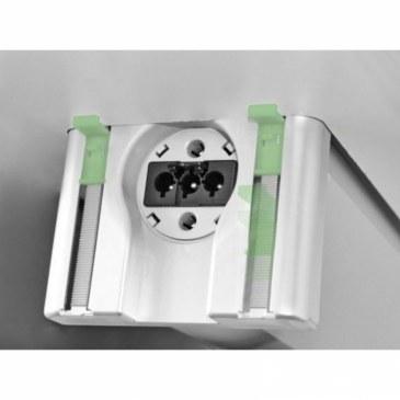 Netbox Turn inbouwmodule 3P2D  4730056.03020000.000 1