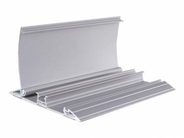 Vloergoot aluminium 1200 mm  470521.120000001.000 1