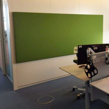 B-Move Acoustistof wandpaneel 1200 x 1200 mm  BMOVE-12001200 0